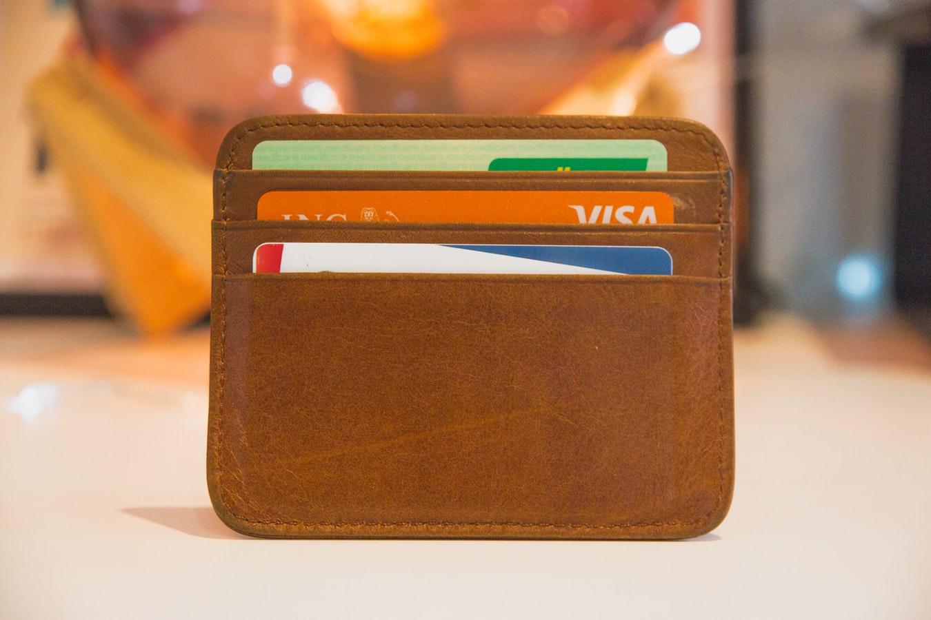 kreditkort i reserv