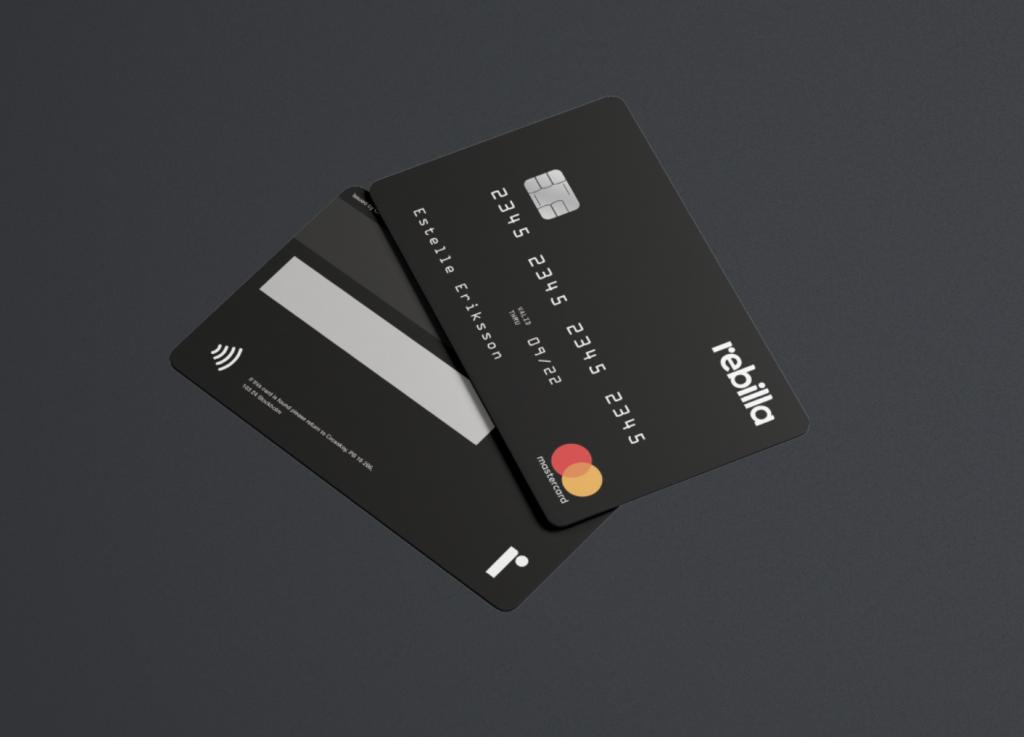Rebillas kreditkort