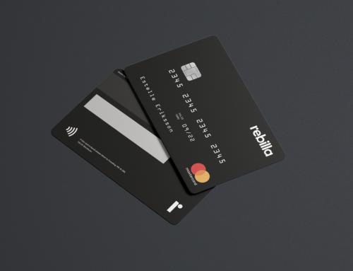 Rebilla släpper nytt kreditkort